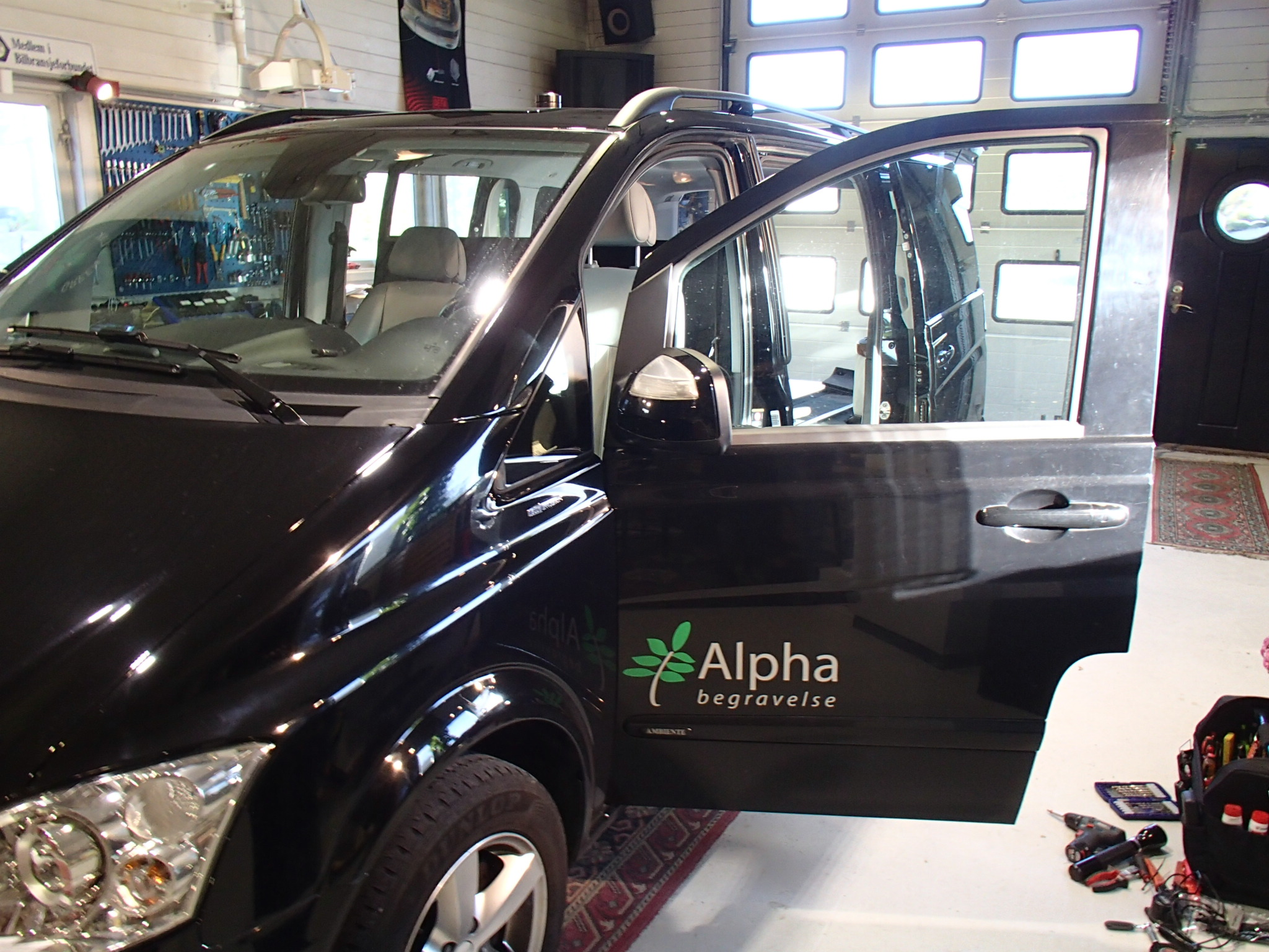 Omregistrering af varebil til personbil – Komponenter i elektriske kretser